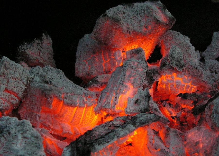 ¿Cómo calcular el carbón para tu asado?
